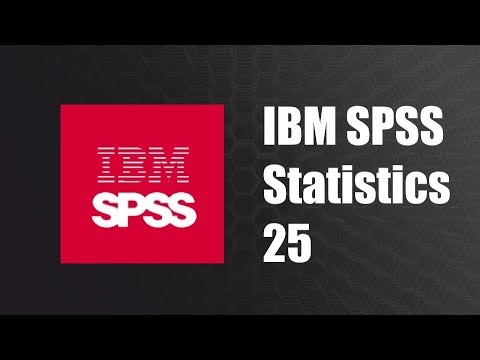 Download IBM SPSS 25 Full Version With Crack - Program 6