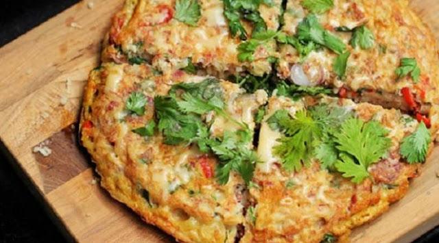 Resep Cara Membuat Pizza Mie Istimewa