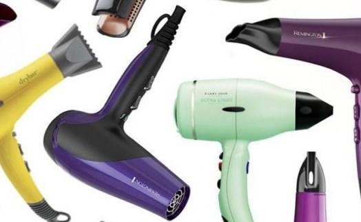 Pilah-Pilih Dalam Membeli Hair Dryer