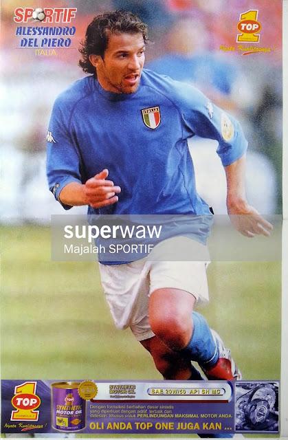 Alessandro Del Piero (Italia 2000)