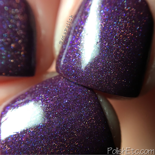 Cadillacquer - Vahalla Collection - McPolish - Elli
