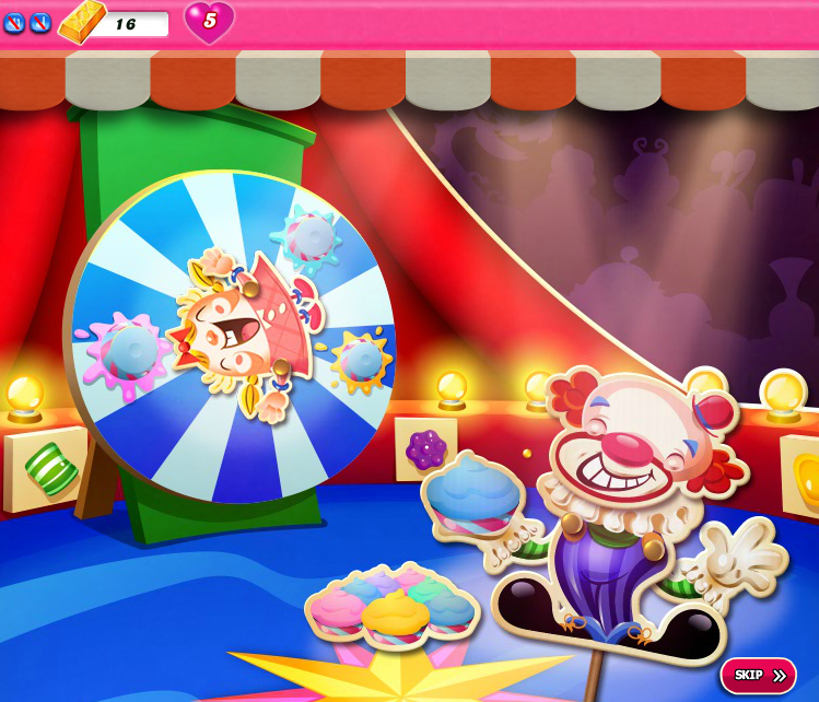 Candy Crush Saga 1371-1385