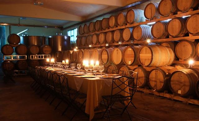 Degustação de vinhos Tenuta Torciano em San Gimignano
