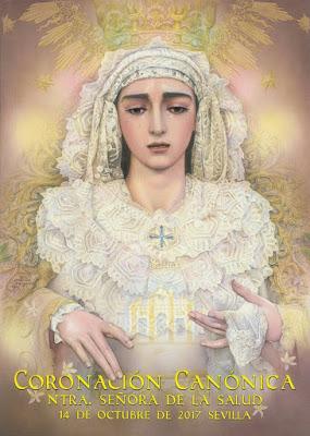 Sevilla -Coronación Canónica de Nuestra Señora de la Salud - Hermandad de San Gonzalo - Beatriz Barrientos