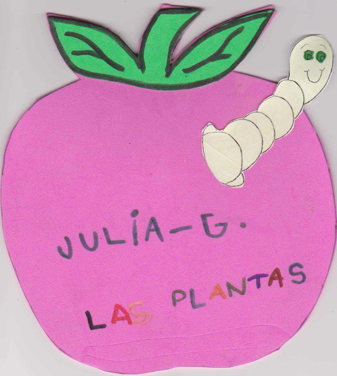 Escuela infantil castillo de Blanca: LA MANZANA