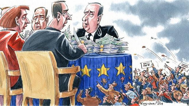 Η πολιτική ως υπεύθυνη της κρίσης