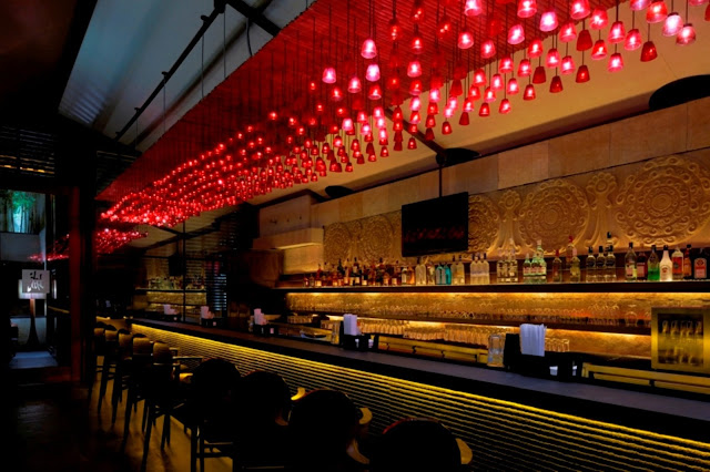 Bar at Shiro, Bengaluru