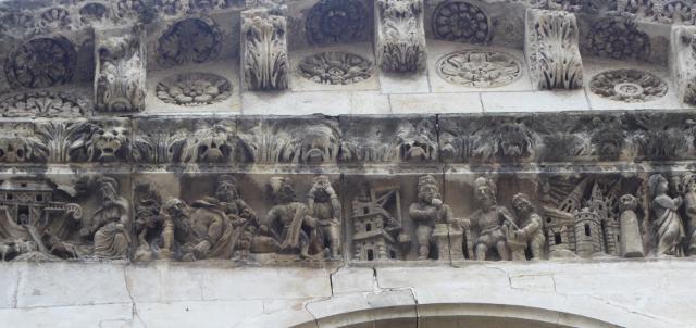 Nîmes, la medieval