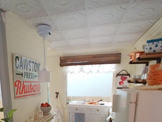Dollhouse Kitchen Reveal