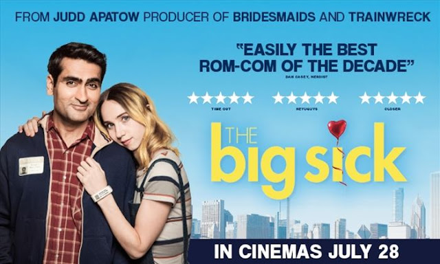 The Big Sick (2017) Subtitle Indonesia BluRay 1080p [Google Drive]
