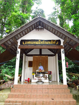 Shrine of the Khao Lak God second shrine