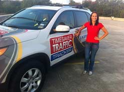 KEYE TV Traffic Tracker Austin