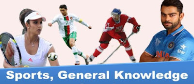 Sports GK questions - General Knowledge Questions and Answers