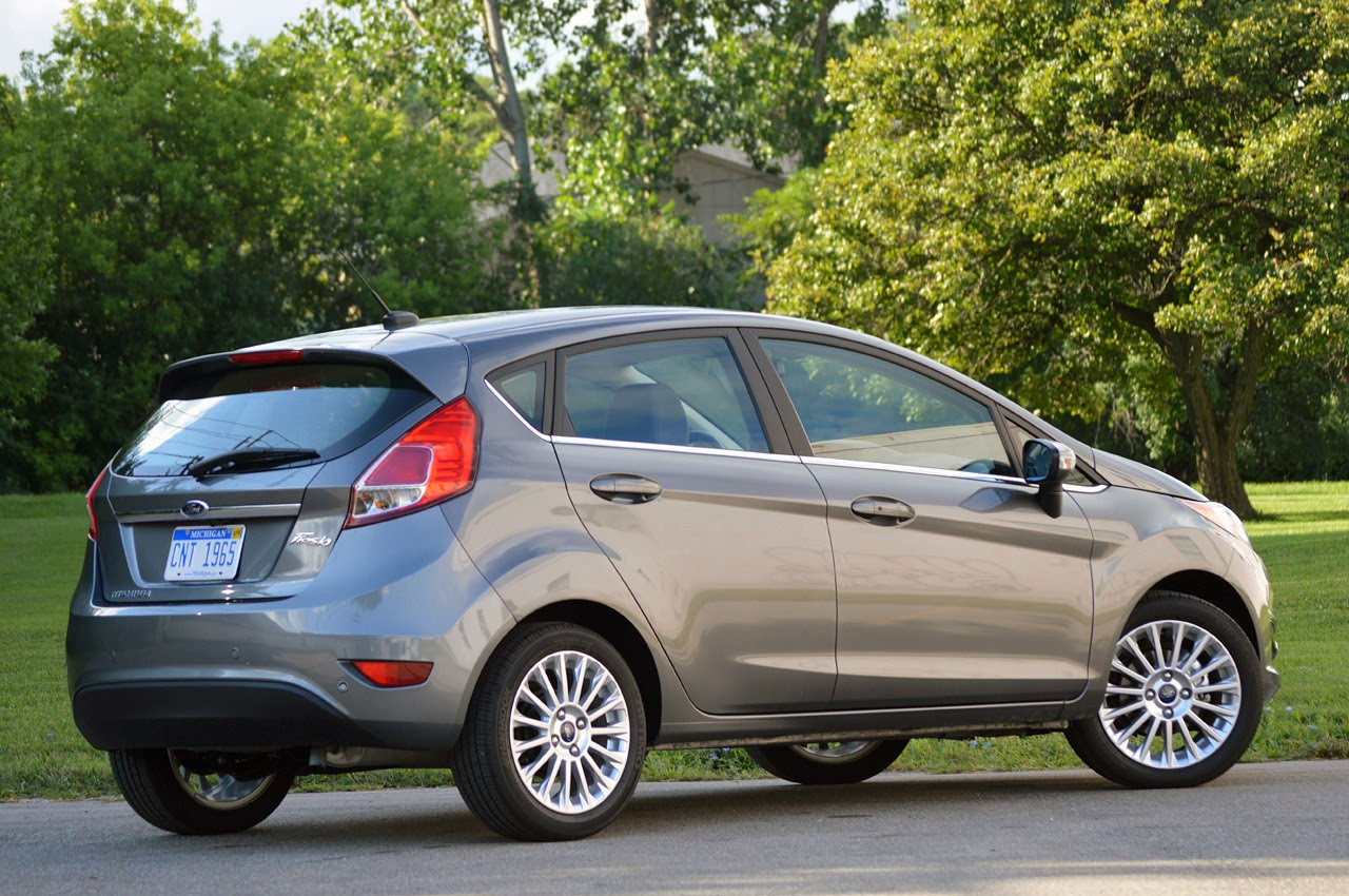 automotiveblogz 2014 ford fiesta titanium review photos. Black Bedroom Furniture Sets. Home Design Ideas