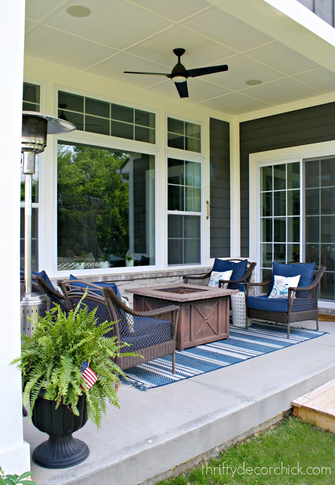 Benefits of covered patio