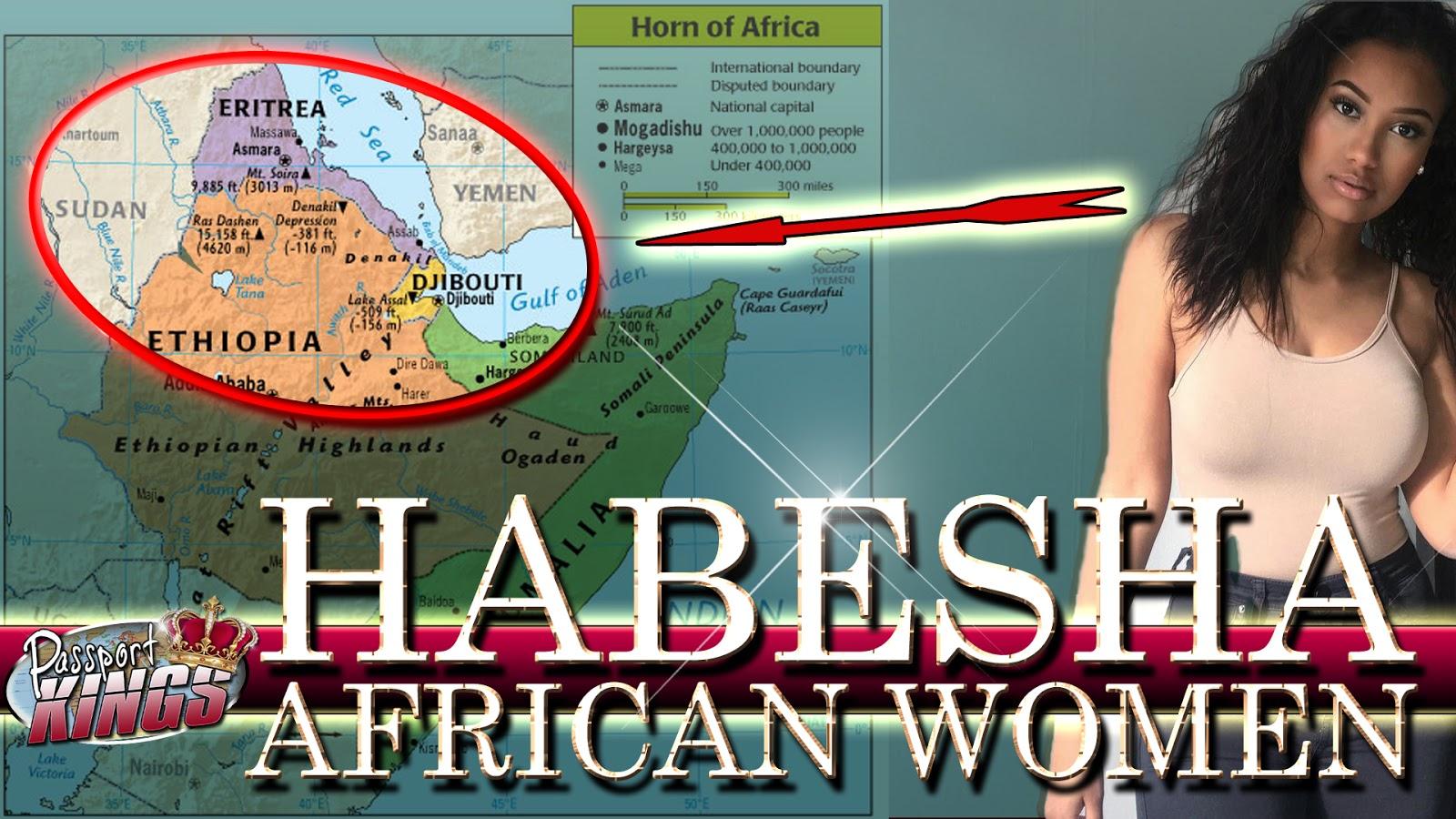 Sexy Habesha Women