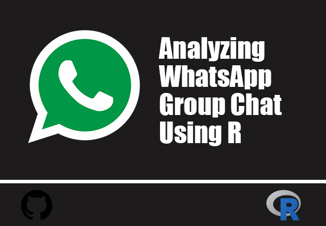 Analyzing WhatsApp Group Chat Using R
