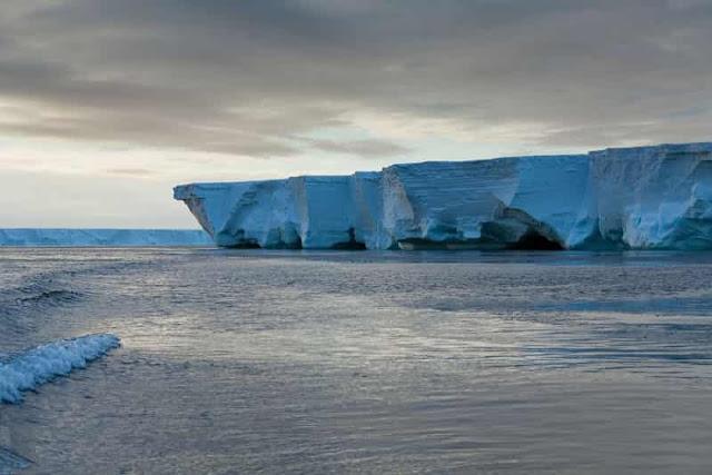 Αλλόκοτος Ήχος στην Ανταρκτική Δείχνει Εγκατάσταση Εξωγήινων;