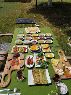 bizim köy kahvaltı antalya konyaalti kahvalti fiyatlari antalya serpme kahvaltı mekanları