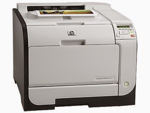 Download Driver Printer HP LaserJet Pro 400 Color M451dn