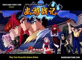 Yuyu Hakusho Wars Game Online