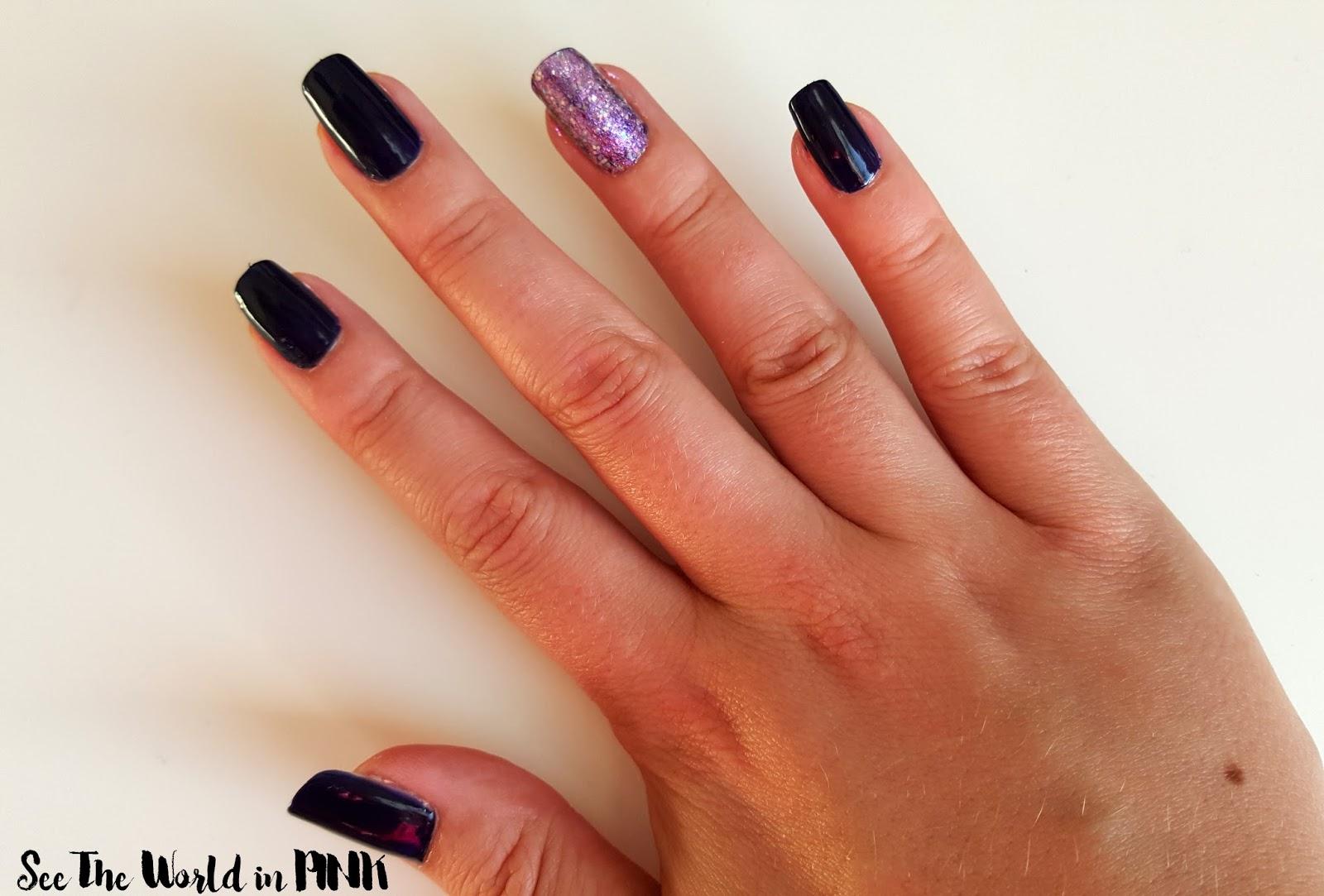 Aurora Inky Dinky Gel Effect Nail Polish