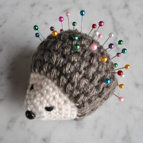 Hedgehog Pincushion - Free Pattern