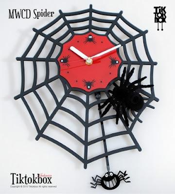 MWCD SPIDER RED