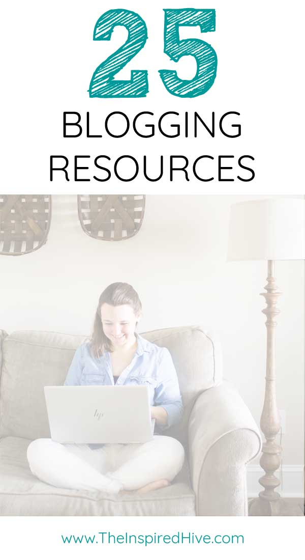 25+ of the best blogging tools and resources. Insights on favorite courses and ebooks.