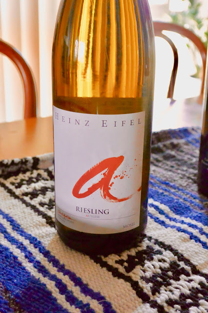 Weingut Eifel-Pfeifer 'Heinz Eifel' Riesling Auslese, Mosel, Germany 2015.