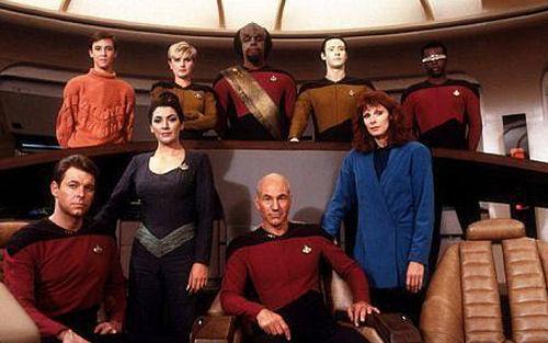Toca Cast 14 - Star Trek -  A Nova Geração 1 Temporada