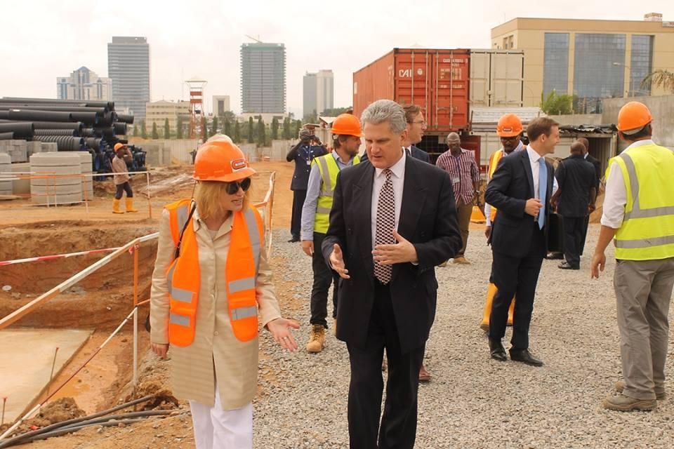 new british embassy nigeria