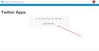 Cara Membuat dan Mengkonfigurasi Twitter Apps
