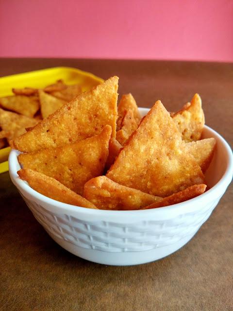 Tikka Masala Nachos | Homemade Desi Nachos