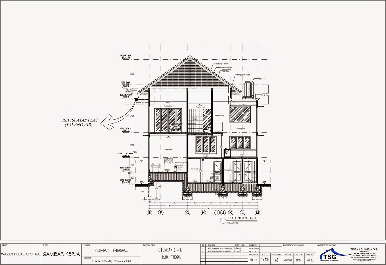 Image Result For Konsep Desain Eksterior Rumah Minimalis