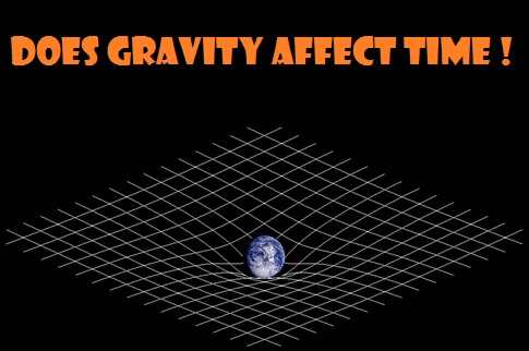 Effect of gravity on time: Gravitational time dilation