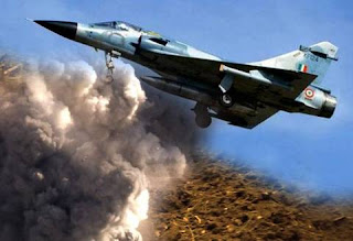 IAF used fighter jet Mirage 2000 to counter the attack in Pulwama