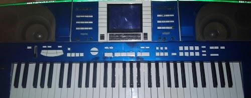 tutorial recording sample wav keyboard technics kn2400