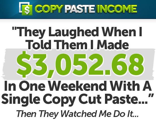 Make Money Copy-Paste