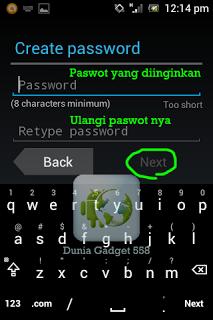 cara membuat akun gmail di hp android 6