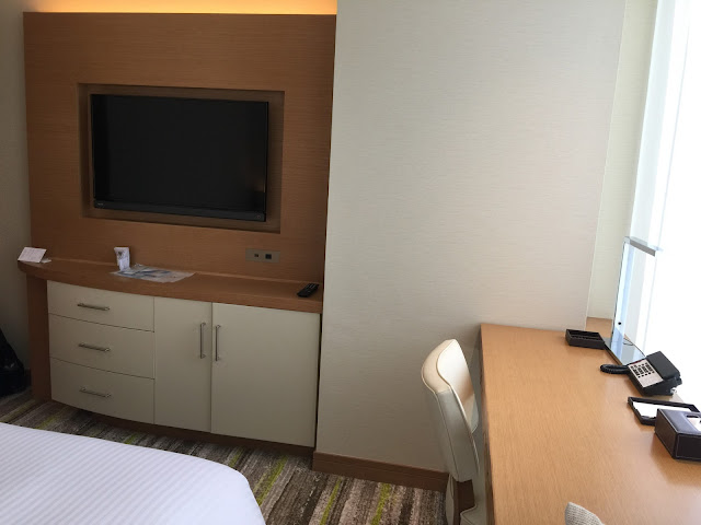 JR Gate Tower Hotel Nagoya Room Review
