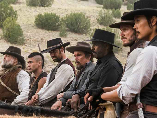 Remake 'The Magnificent Seven' Launches First Trailer