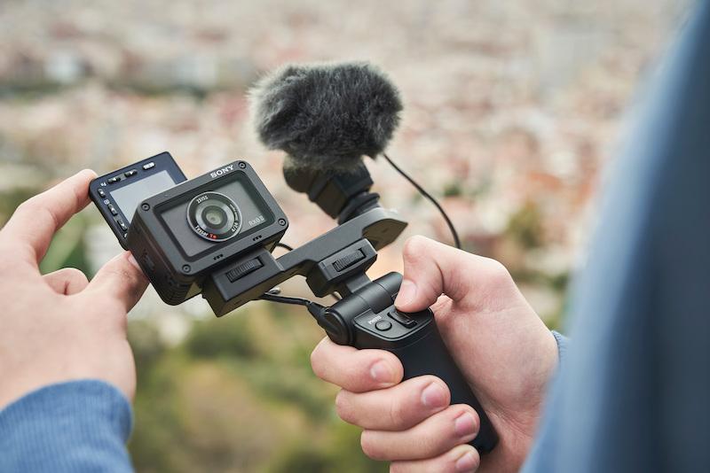 Sony Boasts World's Smallest, Lightest Premium Camera - RXO II