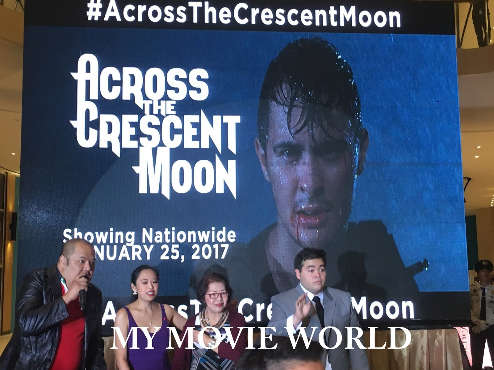 Across The Crescent Moon Movie Review