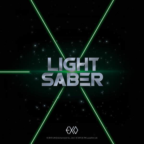 [Single] EXO – LIGHTSABER Japanese Ver. (2015.12.18/MP3/RAR)