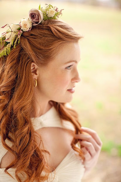 celtic bridal hairstyles