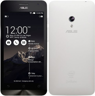 Asus Zenfone 6 A601CG Complete Specs and Features