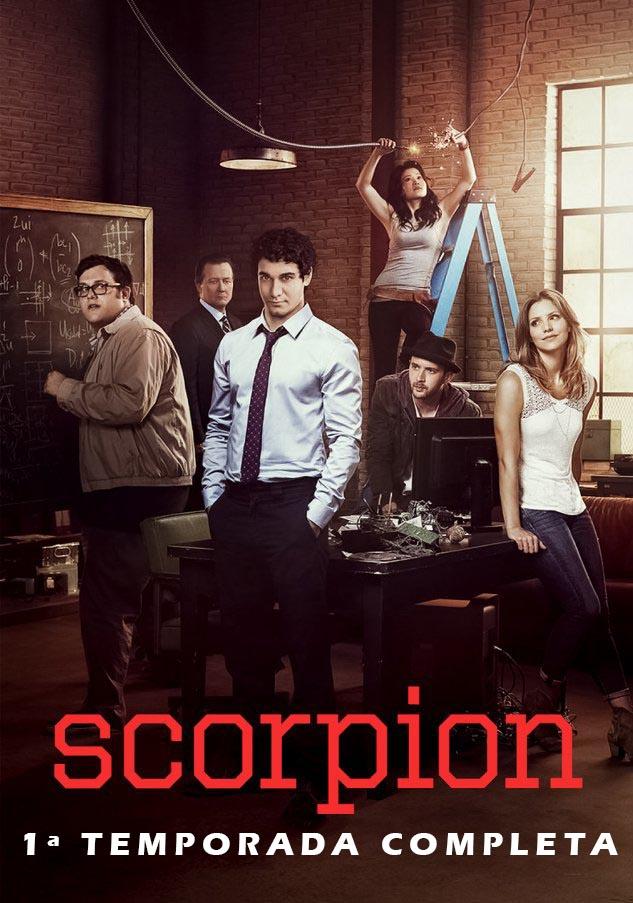 Scorpion 1ª Temporada Torrent - Blu-ray Rip 720p Dublado (2014)