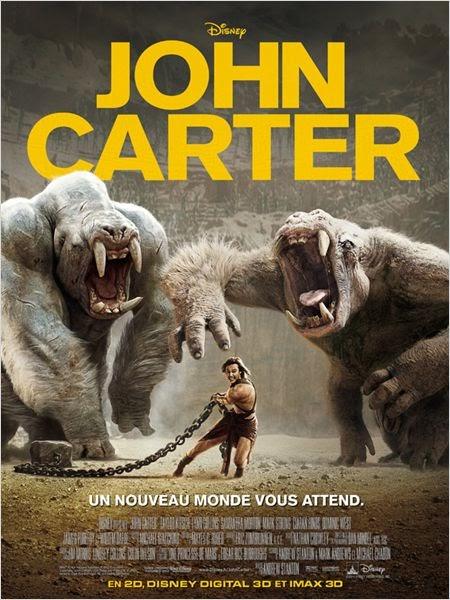 John Carter Stream