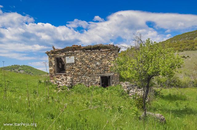 Stale popov house in village Melnica